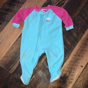 Carters 12 months pajamas